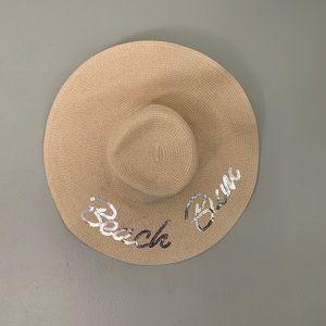 Loft Beach Bum Floppy Summer Sun Hat
